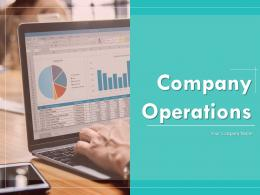 Company Operations Powerpoint Presentation Slides