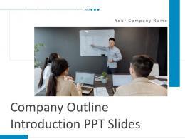 Company Outline Introduction PPT Slides Complete Deck