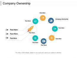 Company Ownership Ppt Powerpoint Presentation Gallery Example Introduction Cpb