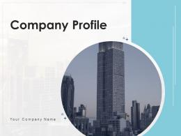 Company Profile Capital Structure Business Information Financial Icon