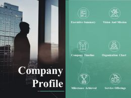 Company Profile Ppt Slides Graphic Tips