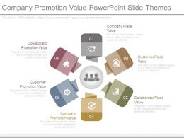 Company Promotion Value Powerpoint Slide Themes