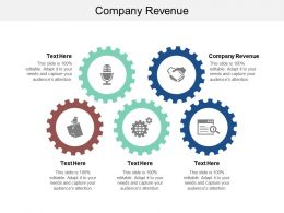 Company Revenue Ppt Powerpoint Presentation Styles Picture Cpb