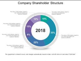 Company Shareholder Structure
