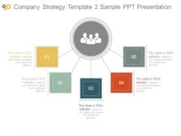 Company Strategy Template2 Sample Ppt Presentation