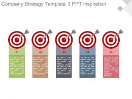 Company Strategy Template3 Ppt Inspiration