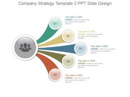Company Strategy Template 2 Ppt Slide Design