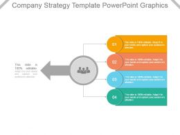 Company Strategy Template Powerpoint Graphics
