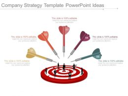 Company Strategy Template Powerpoint Ideas