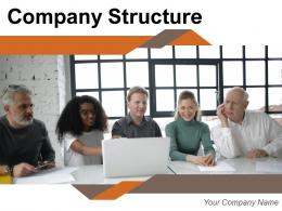 Company Structure Organisation Horizontal Vertical Department Marketing