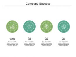 Company Success Ppt Powerpoint Presentation Icon Picture Cpb
