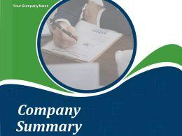 company_summary_powerpoint_presentation_slides_Slide01