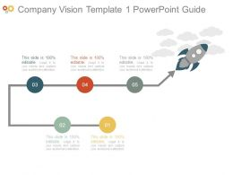 Company Vision Template1 Powerpoint Guide