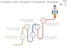 Company Vision Template1 Powerpoint Templates