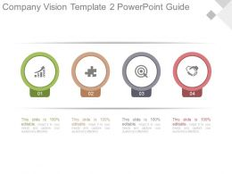 Company Vision Template2 Powerpoint Guide