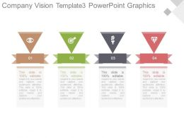 Company Vision Template3 Powerpoint Graphics