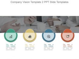 Company Vision Template 2 Ppt Slide Templates