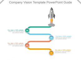 Company Vision Template Powerpoint Guide