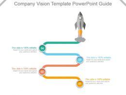 65797123 Style Circular Zig-Zag 4 Piece Powerpoint Presentation Diagram Infographic Slide