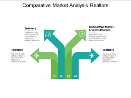 Comparative Market Analysis Realtors Ppt Powerpoint Presentation Inspiration Cpb