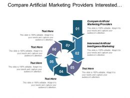 Compare Artificial Marketing Providers Interested In Artificial Intelligence Marketing Cpb