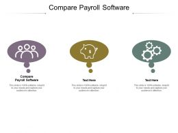 Compare Payroll Software Ppt Powerpoint Presentation Layouts Graphics Example Cpb