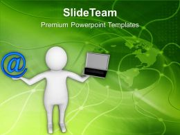 Comparison Between Internet And Laptop PowerPoint Templates PPT Themes And Graphics 0513