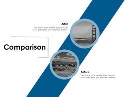 Comparison Management Marketing E147 Ppt Powerpoint Presentation Show Good