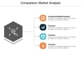 Comparison Market Analysis Ppt Powerpoint Presentation Layouts Visuals Cpb