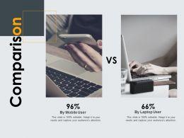 Comparison Marketing L875 Ppt Powerpoint Presentation Slides