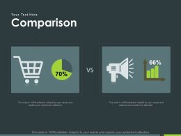 Comparison Marketing Ppt Powerpoint Presentation Infographics Skills