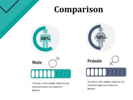 Comparison Powerpoint Graphics