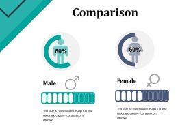 Comparison Powerpoint Graphics