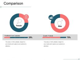 Comparison Powerpoint Presentation Templates 1