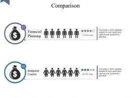Comparison Powerpoint Presentation Templates