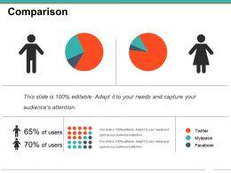 Comparison Powerpoint Slide Background Designs