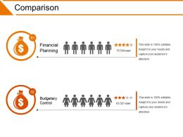 Comparison Powerpoint Slide Backgrounds