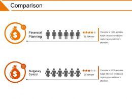 Comparison Powerpoint Slide Backgrounds