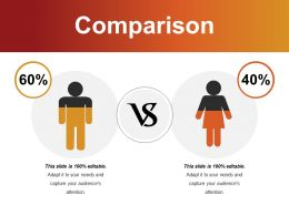 Comparison Powerpoint Slides Design