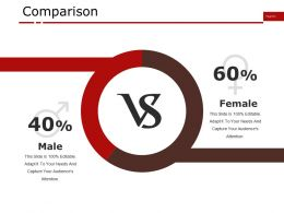 Comparison Powerpoint Templates Microsoft