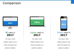 Comparison Ppt File Inspiration