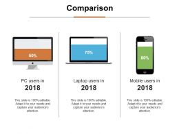 Comparison Ppt Infographic Template Example Introduction