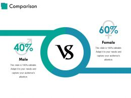 Comparison Ppt Inspiration