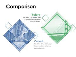 Comparison Ppt Model