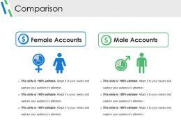 Comparison Ppt Samples Download