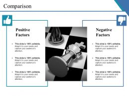 Comparison Ppt Slide Download
