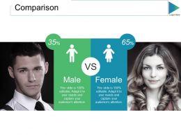 Comparison Ppt Slides Format Ideas
