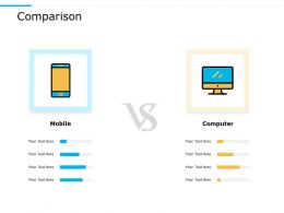 Comparison Technology Marketing C626 Ppt Powerpoint Presentation Infographic Template Influencers