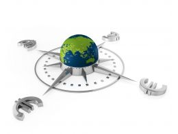 compass_with_currency_symbol_and_globe_stock_photo_Slide01
