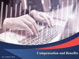 Compensation And Benefits Powerpoint Presentation Slides
